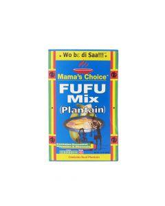 Mama's Choice – Plantain Fufu – 1.5 oz / 24 pieces per box