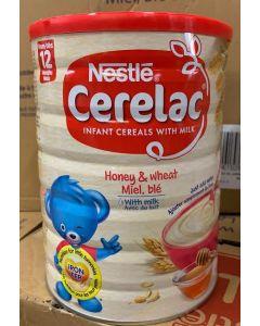 Cerelac - Honey - 1kg /12 pieces per box