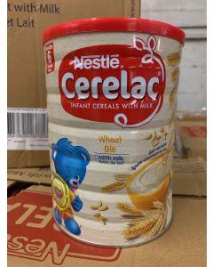 Cerelac - Wheat with Milk - 1kg / 12 pieces per box
