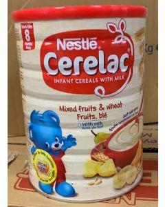 Cerelac - Mix Fruits - 1kg /12 pieces per box