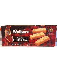 Walker - Shortbread Cookies - 150 g / 12 boxes