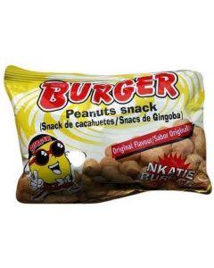 Nkatie Burger - Peanut Snacks - 1 box - 50 g - 144 pieces per box