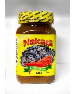 Nakadi - Locust Beans - Mix - 7oz / 20 pieces per box