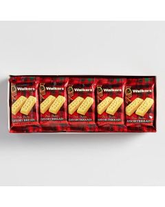 Walker - Shortbread Fingers - 6 pieces per box (24 packets each pieces per box)
