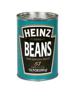 Heinz - Beans with Tomato Sauce - 13.7 oz / 12 pieces per box