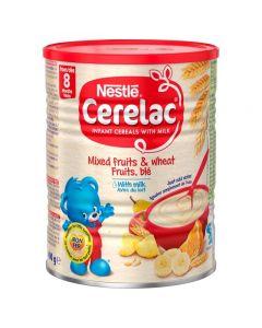 Cerelac - Mix Fruits - 400g / 24 pieces per box