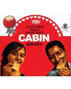 Oxford Biscuits - 400g / 12 pieces per box