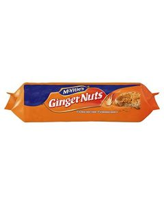Mcvities - Ginger Nuts - Biscuits - 300g / 20 pieces per box