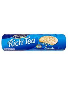 Mcvities - Rich Tea - Biscuits - 300g / 12 pieces per box