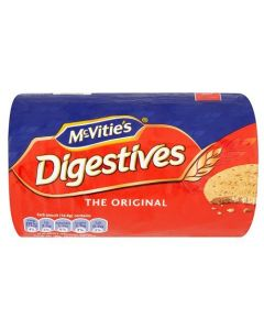 Mcvities - Digestive - Biscuits - 250g / 12 pieces per box