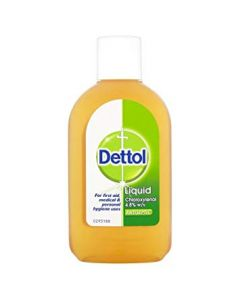Dettol  60ml / 150 pieces per box