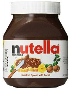 Nutella - 26.5 oz / 12 pieces per box