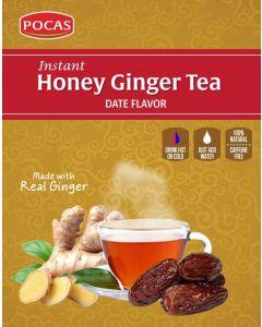 Pocas Ginger Tea - Dates - 24 Packs