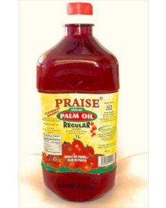 Praise - Regular - Palm Oil - 1L / 12 pieces per box
