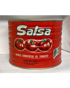 Salsa - Tomato Paste - 2200g / 6 pieces per box