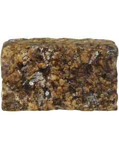 African Black Soap Raw Natural Organic Pure - 1lb pack of 36