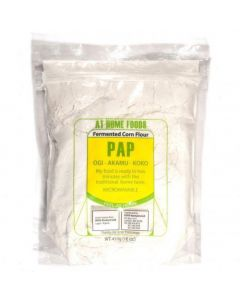 At Home Foods - Fermented Corn Flour - PAP - OGI - AKAMU - KOKO - 16 oz / 30 pieces per box