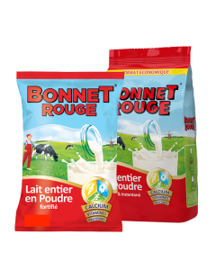 Bonnet - Rouge Powder - 2500g / 6 pieces per box