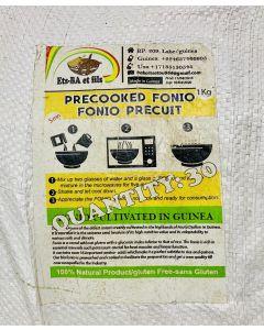 Precooked Fonio - 30 pieces per box