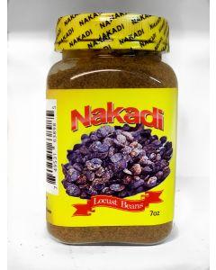 Nakadi - Locust Beans - 7oz / 20 pieces per box