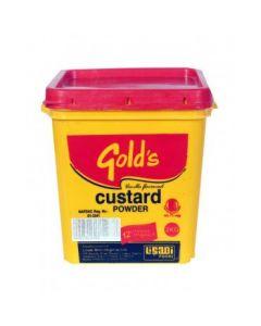 Gold's Custard Powder - 2kg / 4 pieces per box