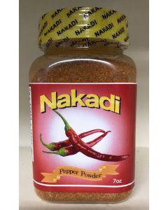 Nakadi - Pepper Powder - 7 oz / 20 pieces per box