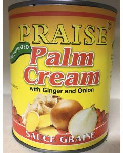 Praise - Ginger & Onion - Palm Cream - 800g / 12 pieces per box