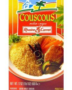 Rivoire - Couscous - 500g / 20 pieces per box