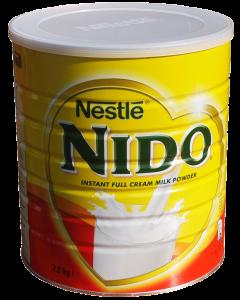 Nido - 2500g / 6 pieces per box