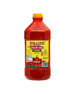 Praise - Regular - Palm Oil - 2L / 8 pieces per box