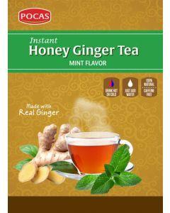 Pocas Ginger Tea - Mint - 24 Packs