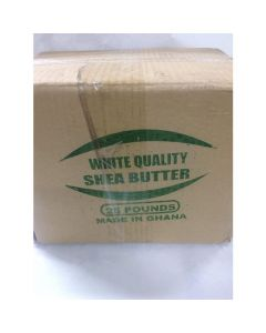 Unrefined African Shea Butter - Gold, 100% Pure & Raw - Natural-25lbs