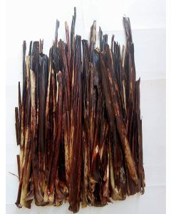 Waakye Leaves from Ghana  - Millet (Sorghum) Leaves - Antioxidant-Rich - Natural Plant-Based Flavoring (45 lbs / $11 per lb)