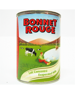 Bonnet Rouge - Milk - Liquid - 160 ml / 48 pieces per box
